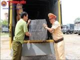 Nghệ An: Trạm CSGT Diễn Châu bắt giữ xe chở hàng điện tử lậu