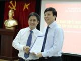 Ông Lê Trần Nguyên Huy được bổ nhiệm chức vụ Tổng biên tập báo Nhà báo & Công luận