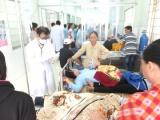 Tiền Giang: Gần 150 công nhân nhập viện cấp cứu