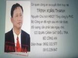 Trịnh Xuân Thanh ra đầu thú sau gần một năm trốn truy nã