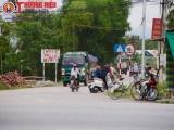 Hà Tĩnh: Hàng đoàn xe quá tải ngang nhiên chạy vào đường cấm