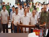 Hà Nội: Xét xử vụ 14 cựu cán bộ xã Đồng Tâm 'ăn đất'