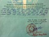Chủ tịch Hà Nội yêu cầu kiểm điểm cán bộ phê bình vào lý lịch công dân