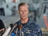Mỹ sa thải tư lệnh Hạm đội 7 sau vụ đâm tàu