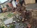 Vĩnh Long: Sạt lở dữ dội, nhiều căn nhà chìm xuống sông Hậu