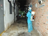 Số ca sốt xuất huyết tăng cao tại Đồng Nai