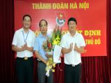 Bổ nhiệm ông Nguyễn Mạnh Hưng  giữ chức Tổng biên tập Báo Tuổi trẻ Thủ đô