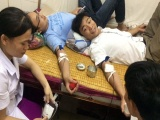 Nghệ An: 3 bác sĩ hiến máu cứu sống sản phụ bị băng huyết