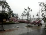 Nhiều tỉnh bị thiệt hại nặng nề do bão số 10