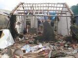 Xã 'mất nóc', làng bị 'xóa sổ' sau bão số 10