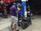 Hà Tĩnh: Cây xăng bị phạt 40 triệu đồng vì tăng giá sau bão