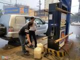 Hà Tĩnh: Đóng cửa cây xăng tự ý tăng giá sau bão