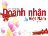 Thông điệp ý nghĩa của Ngày Doanh nhân Việt Nam (13/10)