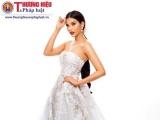 Vẻ đẹp hút hồn của Trương Thị May sau 10 năm gia nhập showbiz