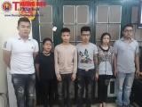 Hà Nội: Khởi tố nhóm đối tượng gây rối trật tự công cộng