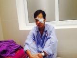 Quảng Bình: Bác sĩ bị đánh chấn thương sọ não, rách giác mạc