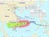 Bão số 12 giật cấp 15, dự kiến đổ bộ Phú Yên - Bình Thuận