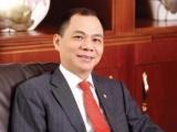 Tỷ phú Phạm Nhật Vượng trở thành người Việt giàu nhất thế giới