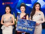 """Á hoàng Hạnh Kimmy rạng ngời và tỏa sáng trong đêm chung kết """"Nữ hoàng Kim cương Empire 2017"""""""