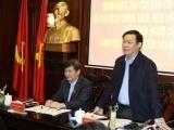 Phó Thủ tướng Vương Đình Huệ khảo sát chính sách tiền lương tại VKSND tối cao