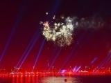 Vinhomes Riverside: Tưng bừng 'đại tiệc nghệ thuật' bên hồ Harmony