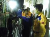 Cứu sống 9 ngư dân gặp nạn trên biển Nghệ An