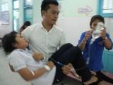 Ninh Thuận: Hàng chục học sinh bị ngộ độc thực phẩm sau bữa sáng