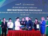Five9 công bố hợp tác với IBM nhằm triển khai công nghệ IBM Watson for Oncology tại Việt Nam