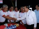 Thủ tướng Nguyễn Xuân Phúc thăm mô hình hội quán tại Đồng Tháp