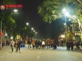 Hà Nội: Kéo dài thời gian hoạt động phố đi bộ trong dịp Tết Dương lịch 2018