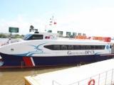Tàu cao tốc TPHCM - Cần Giờ - Vũng Tàu sẽ khai trương trước Tết