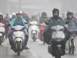 Thời tiết ngày 26/1: Miền Bắc đón gió mùa đông bắc, mưa lạnh tái tê