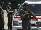 Đánh bom ở thủ đô Afghanistan, hơn 100 người thương vong