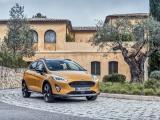 Ford 'trình làng' Fiesta Active thế hệ mới