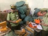 Lạng Sơn: Bắt giữ gần 9.000 sản phẩm hàng nhập lậu, hàng nhái
