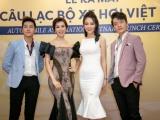 Á hậu Thuỵ Vân đọ dáng Á hoàng Hải Anh trong sự kiện 'Câu lạc bộ xe hơi Việt Nam'