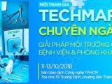 Sáng mai 11/10, khai mạc Techmart chuyên ngành y tế tại TP.HCM
