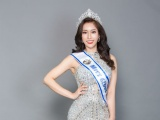 Stella Đào - Thạc sĩ MBA gốc Việt dự thi Miss Globe 2018 tại Trung Quốc