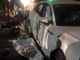 Siêu xe Audi Q5 gây tai nạn liên hoàn, thiếu nữ 18 tuổi tử vong