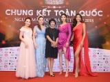 Dàn chân dài đọ sắc trong Chung kết Siêu mẫu Quý bà Việt Nam 2018