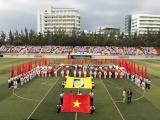 Khai mạc Giải bóng đá sinh viên TP.HCM năm 2018