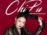 Chi Pu tham gia trình diễn trong đêm chung kết The Face VietNam 2018