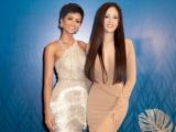 Hoa hậu Mai Phương Thuý bất ngờ xuất hiện trở lại đến tiệc chúc mừng hoa hậu H'hen Niê
