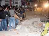 Tai nạn xe buýt và sập nhà làm nhiều người thương vong tại Ấn Độ