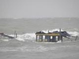 Chìm tàu cá trên biển Cần Giờ: 5 ngư dân được cứu, 1 người mất tích