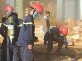 Quảng Trị: Huy động hơn 200 người chữa cháy ở kho nguyên liệu hương