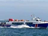 Tàu cao tốc tông chìm tàu cá, 3 ngư dân thoát chết