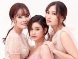 Dương Cẩm Lynh, Ngọc Lan, Trương Quỳnh Anh hóa cô dâu sexy