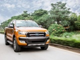 Doanh số Ford Ranger cao hơn tất cả đối thủ cộng lại