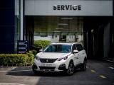 Peugeot Việt Nam hỗ trợ phương tiện đi lại cho khách bảo hành xe